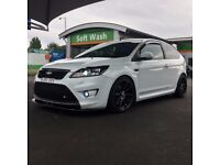 Ford Focus Mk2 ST 2008 White Low Miles