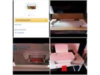 Hp printer in the box used twice