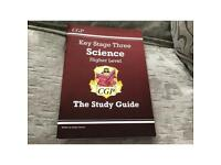 KS3 Science higher - study guide.
