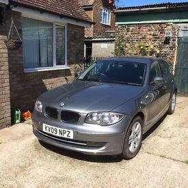 BMW 116 i 2009 very low milage