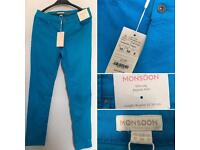 Monsoon size 10 jeans