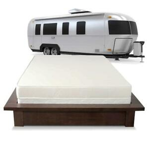 Looking for an RV Mattress? Need to upgrade your Camper Trailer Mattress? We are the best Price & Quality Canada-Wide