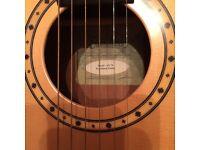 Simon & Patrick Woodland Parlour Guitar. (Godin)
