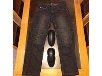 RST Kevlar Motorbike Jeans W36 Regular - (not Alpinestars or Dainese)