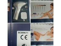 Philips Lumea IPL Hair Removal System