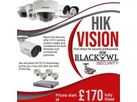 CCTV & Security Alarm System Installation, Service & Maintenance - Professional and Fully Insured