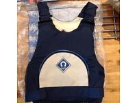 CREWSAVER BOUYANCY AID SIZE M/L-GOOD USED CONDITION