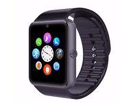 "Bluetooth Touch Screen Smartwatch 1.54"" Sports"