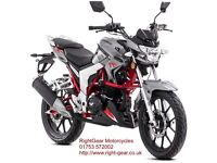 *Brand New* 66 plate Lexmoto Venom SE 125. Warranty. Delivery. Part-Ex, Learner legal 20-01