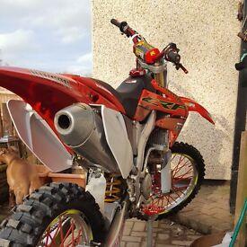 honda crf 250 2005 MUST BE SEEN!