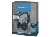 SENNHEISER HD 25-II PRO HEADPHONES (NEW & BOXED)