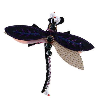 Strass Applique Patch Nähen auf Kleidung Kostüm Verschönerung - Dragonfly Kostüm