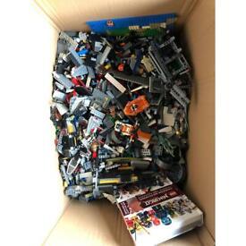 Lego box 14kg