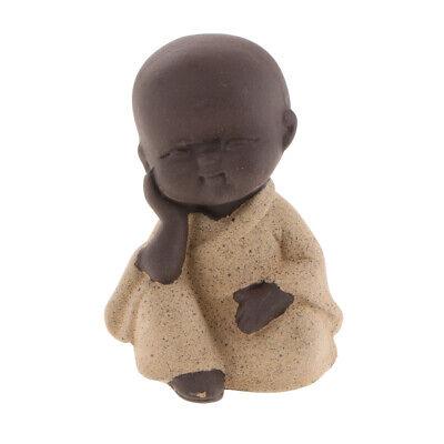 dha Figuren Skulptur , Mini Deko für Tisch ,Teezeremonie (Zeremonie Sand)