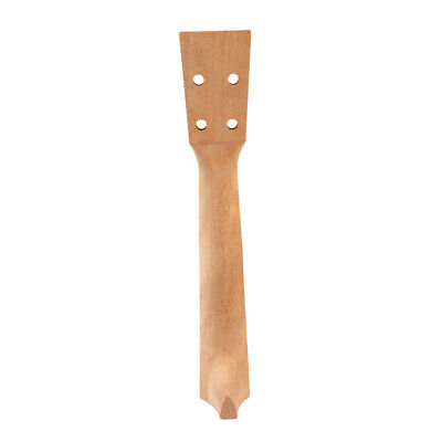 Used, 23'' Ukulele Neck Head for 4 String Mini Guitar Luthier Maker Material for sale  Shipping to Canada