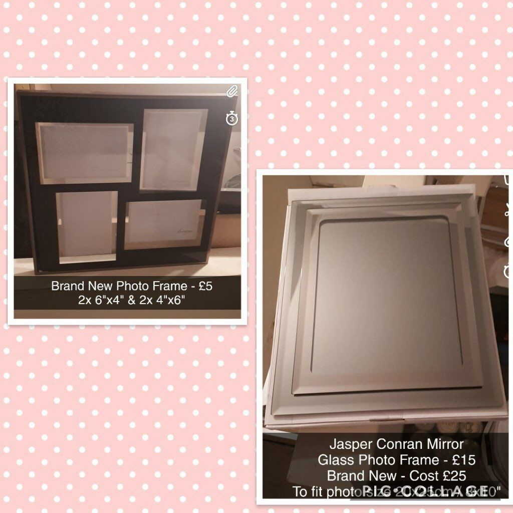 Photo Frames - Brand New