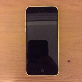 iPhone 5C 8GB Yellow (Unlocked)