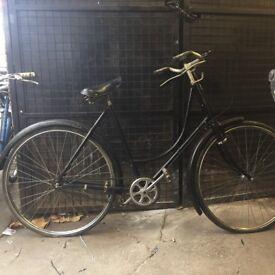 vintage raleigh roadsters