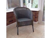 lloyd loom chair 1952