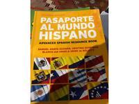 Spanish Advanced Textbook