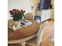 John Lewis Hudson Maison Living Dining table set, sideboard & side tables for BARGAIN!