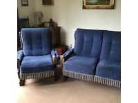 Old Charm 3 piece suite.
