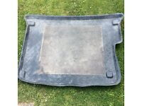 Citreon Picasso ridigid boot liner