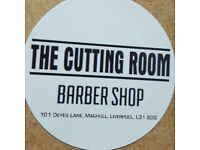 BARBER WANTED!!!... Maghull liverpool!!