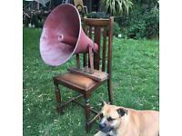 Tannoy speaker vintage retro industrial prop