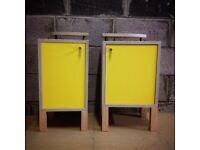 Bedside Cabinets / Side tables