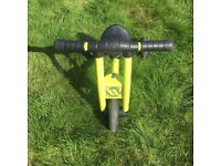 Push bike tricycle no pedals for 2 year old