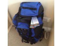 Highlander Nevis 66 litre backpack