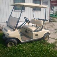 golf cart 600 obo