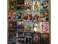 DVDs Selling Individually or All Together