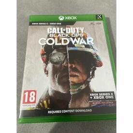 Xbox Cold War