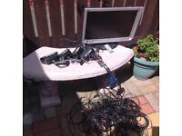 SWAN 4 CAMERA CCTV SYSTEM