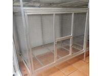 Aluminium cages