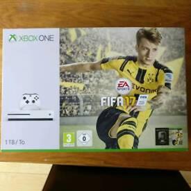 Xbox One S 1tb BNIB