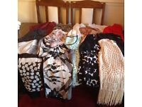 19 ladies size 10 tops one job lot all named going really cheap
