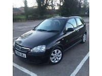 2006 Vauxhall Corsa SXi 1.4 twinport,Long MOT, Low Mileage, HPi clear, Cheap insurance & tax