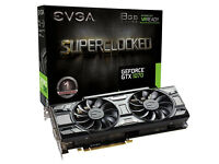 EVGA GeForce GTX 1070 (8GB) Graphics Card