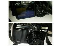 Canon G10 Digital Camera - LCD Screen