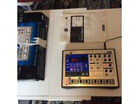 Korg EA 1 Electribe Synth Sequencer Boxed with manual