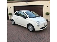 2009 Fiat 500 1.2 Pop, ONLY 49k MILES! 1yr MOT-£30 tax-Immaculate-Serviced-Valeted-Bargain