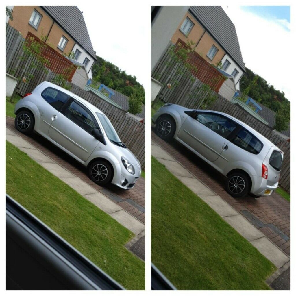 Looking to swap or sell Renault twingo 2010 plate **61k low mileage** for  bigger car ? | in Alloa, Clackmannanshire | Gumtree