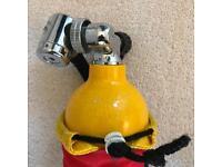 Dive Cylinder 3 litre with regulator