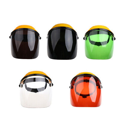 Welding Helmet Masksafety Face Shields Head Mounted Soldering Masklens Anti-uv