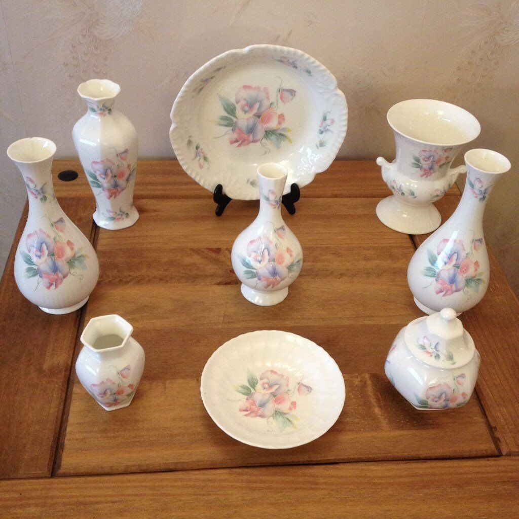 COLLECTION OF AYNSLEY