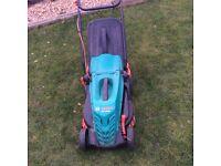 Bosh Rotak 370 ER Lawnmower. Really good condition