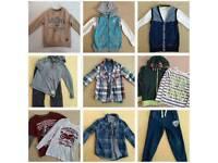 Boy's clothes bundle 6-8